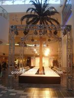 4 towers Indoor expo 7.5X4.5X4M Aluminum Alloy Truss For Shows -- truss frame