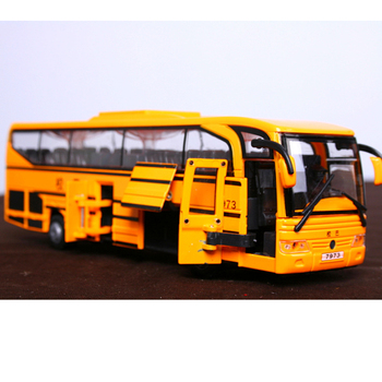 2017 most popular yellow school bus toy with best quality and low price