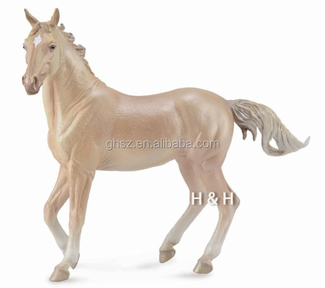 Guo hao custom animal sculpture , resin life size horse sculpture