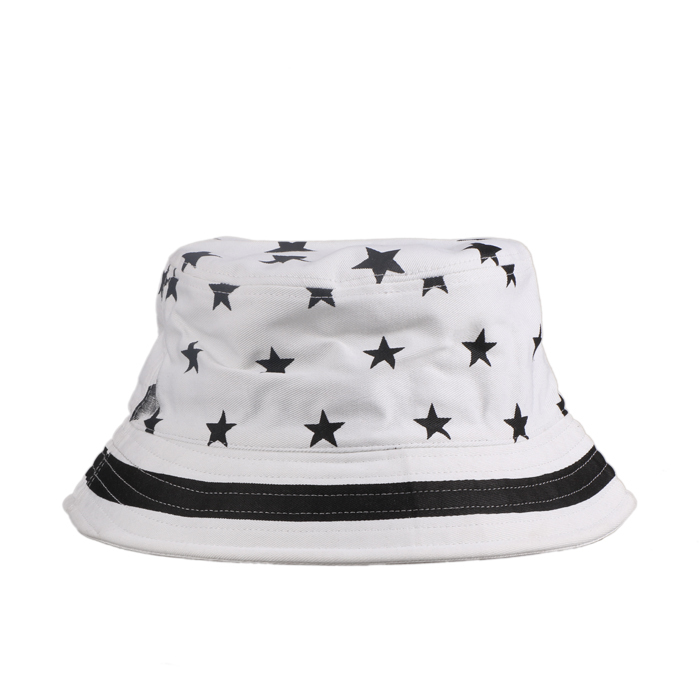 custom plain golf white waxed canvas kids plain caps bucket hat with  drawstring dd1589ae462