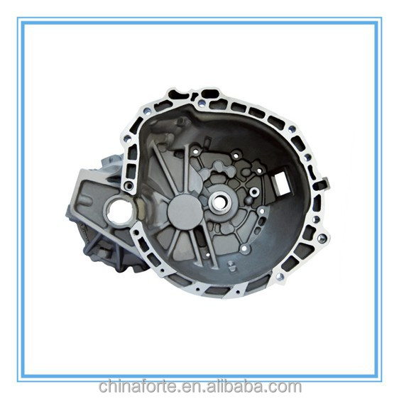 with 20 years experience professional supplying die casting transmission case casting