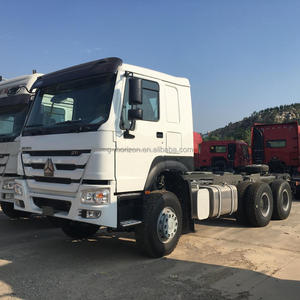 Sinotruk HOWO Tractor Truck, Trailer Trucks Tractor Head price For Sale
