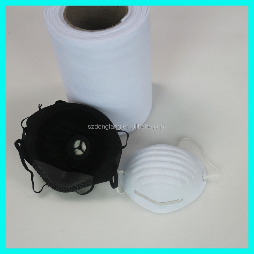 Respirator Filling Nonwoven Fabric (Needle punched)