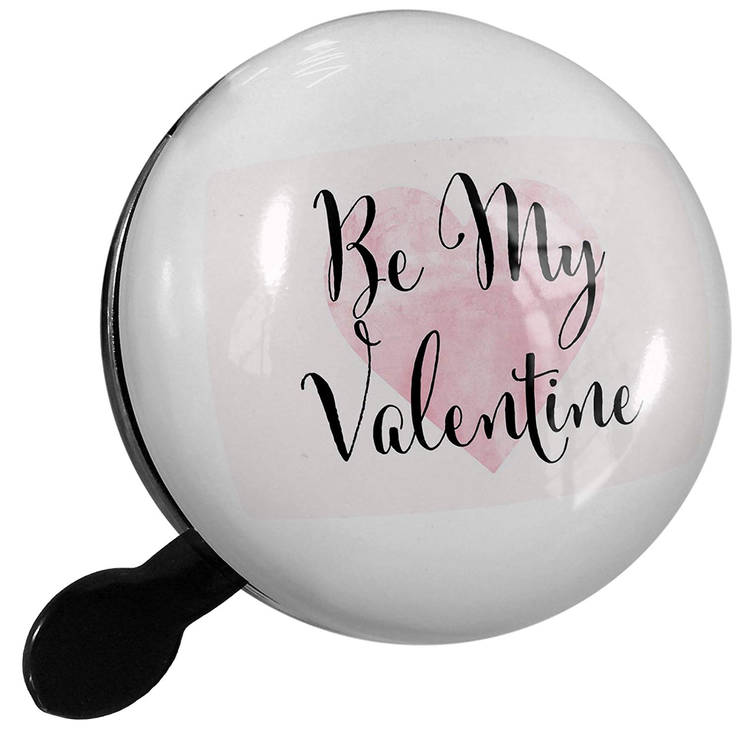 701e7c94201 Get Quotations · Small Bike Bell Be My Valentine Valentine s Day Fancy  Heart - NEONBLOND