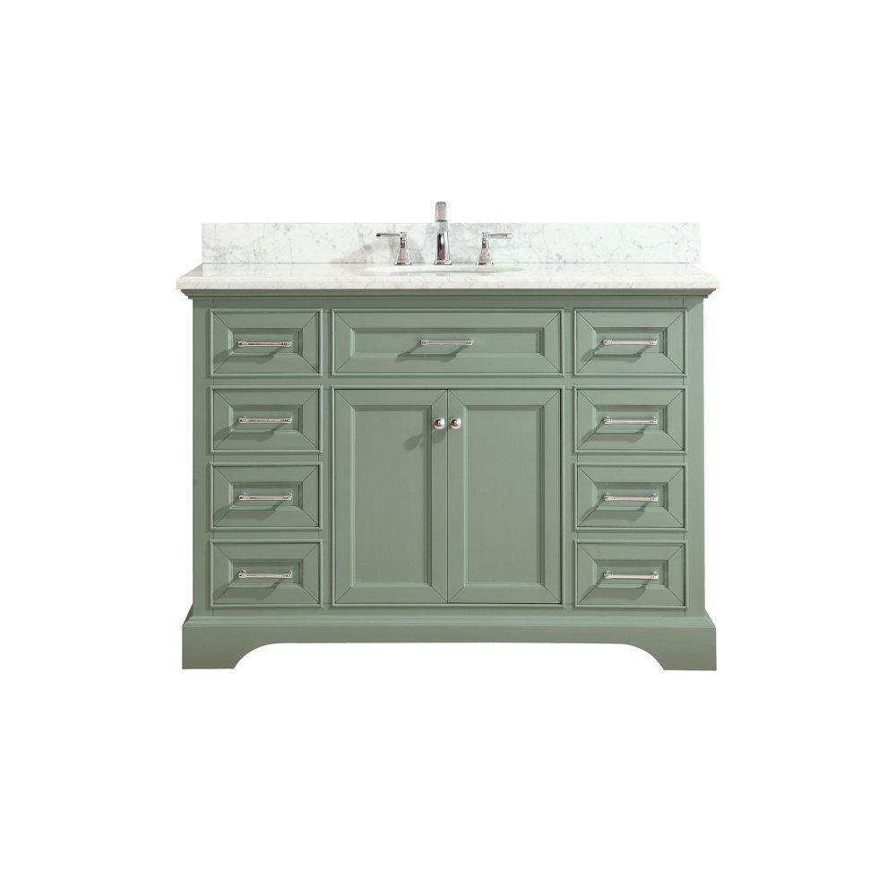 Azzuri Mercer Single Sink Bathroom Vanity