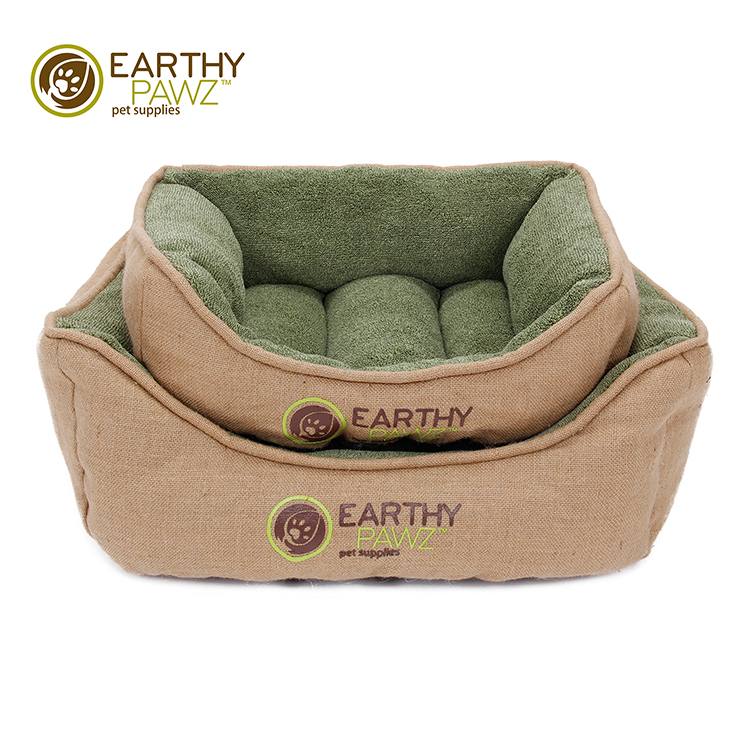EarthyPawz Mais Recente Design de Luxo Cama Do Cão