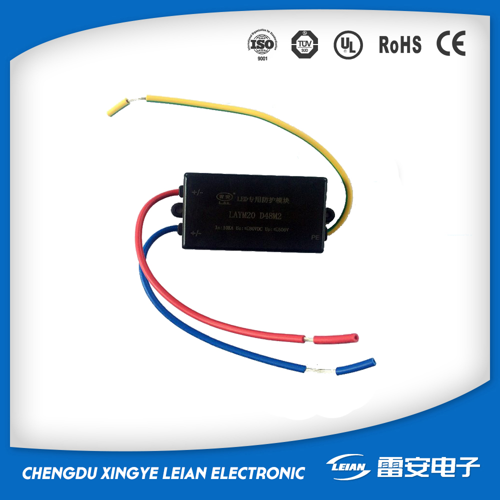 ac dc 20KA led surge protection
