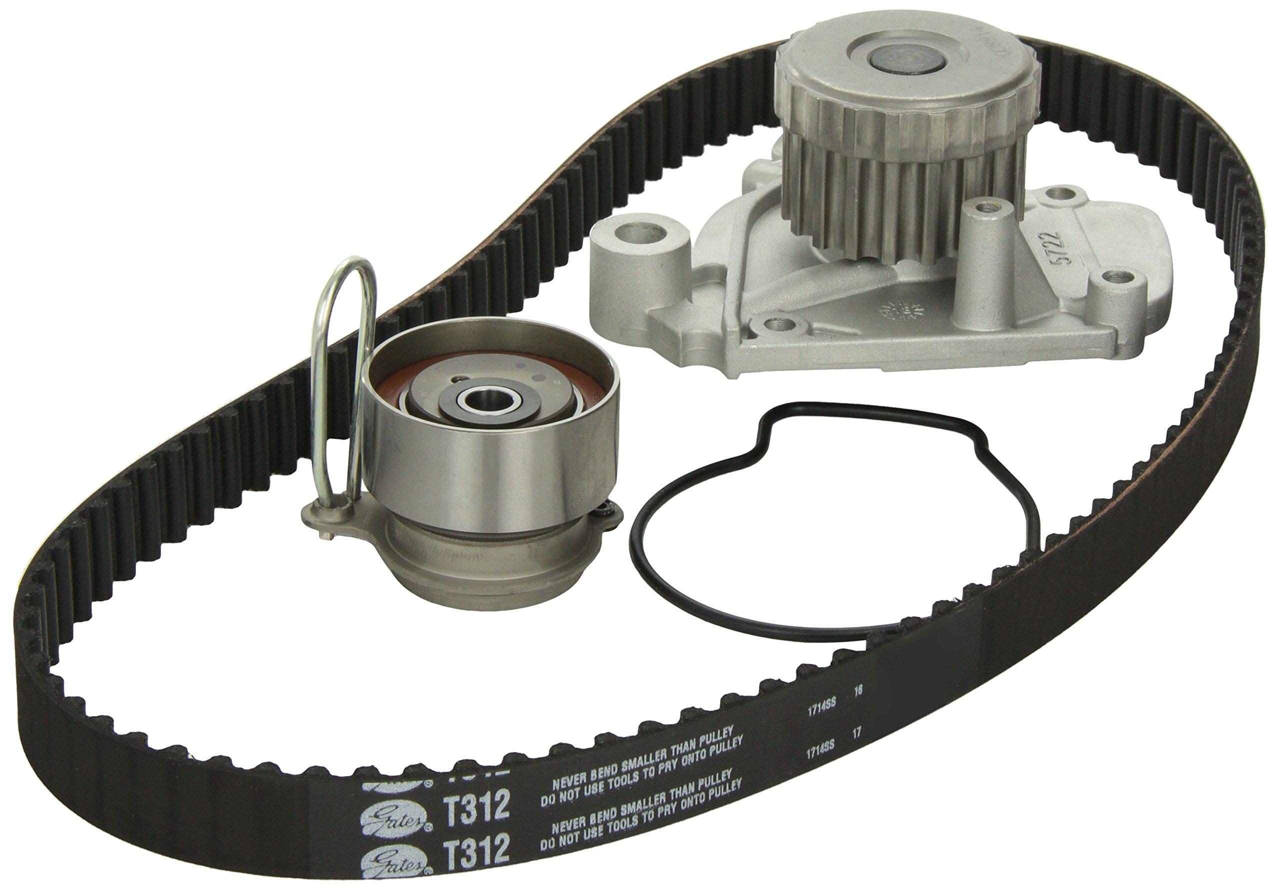 Engine Timing Belt Component Kit Powergrip Premium Oe Timing Belt
