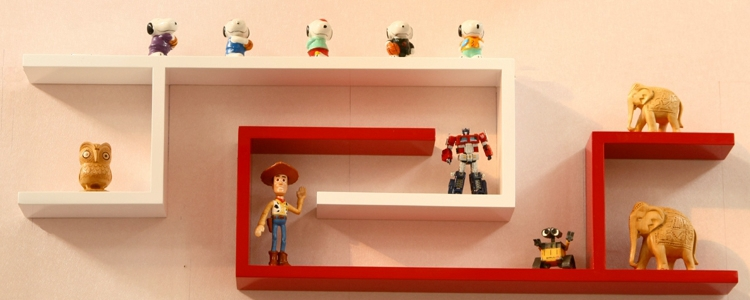 Attractive Wall Decor Shelves Ledges Mold Painting Ideas