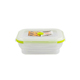 Portable Food Packing Silicone Foldable Lunch Box