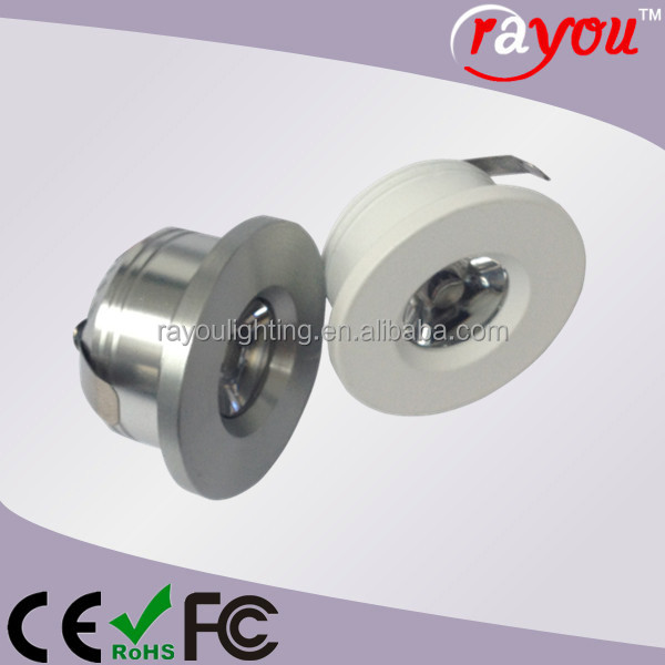Driverless Cutout Samsung 1W Mini <strong>Downlight</strong> Led for ceiling decoration