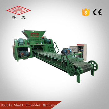 Special Design And Enough Power New Metal Shredder For Sale