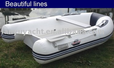 inflatable RIB boat/ inflatable motor sports boat