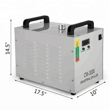 CW-3000 อุตสาหกรรม <span class=keywords><strong>CHILLER</strong></span> <span class=keywords><strong>CO2</strong></span> <span class=keywords><strong>แก้ว</strong></span>เลเซอร์เย็นแกะสลักเครื่อง