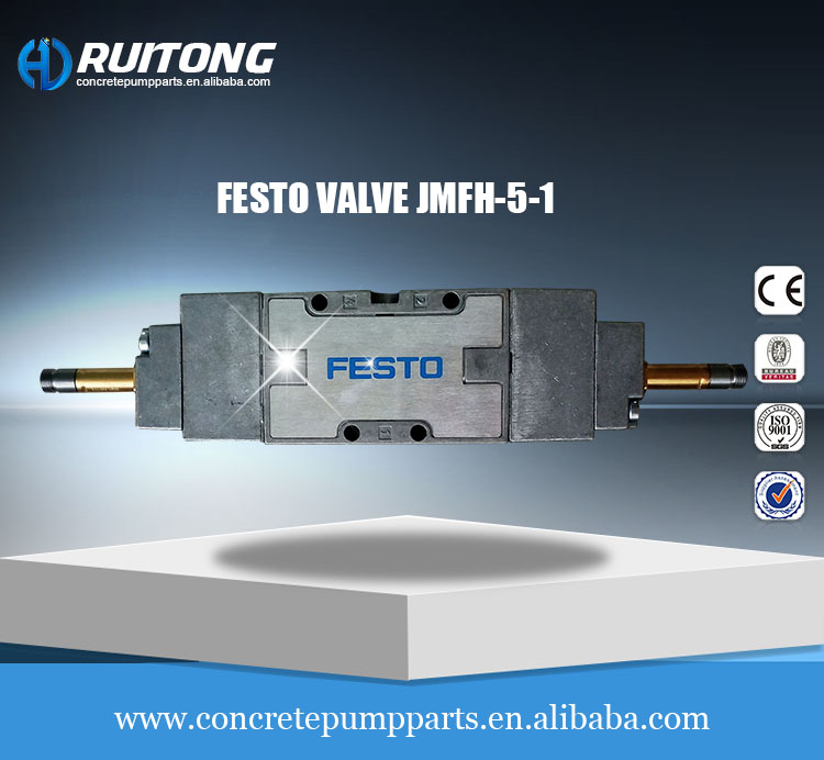 Original FESTO Valve JMFH-5-1 for concrete pumps
