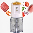 4 blades multi function 300-400W Household Electric vegetable chopper mini Chopper
