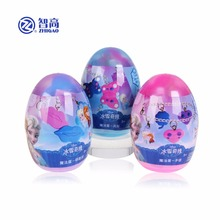 6-Color Super Soft Clay--Magic Egg Clay Of Frozen