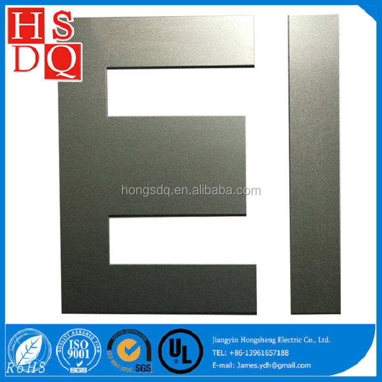 grade one China manufacturing ei silicon steel lamination