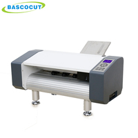 Bascocut automatic sheet label cutter A3 digital die cutter