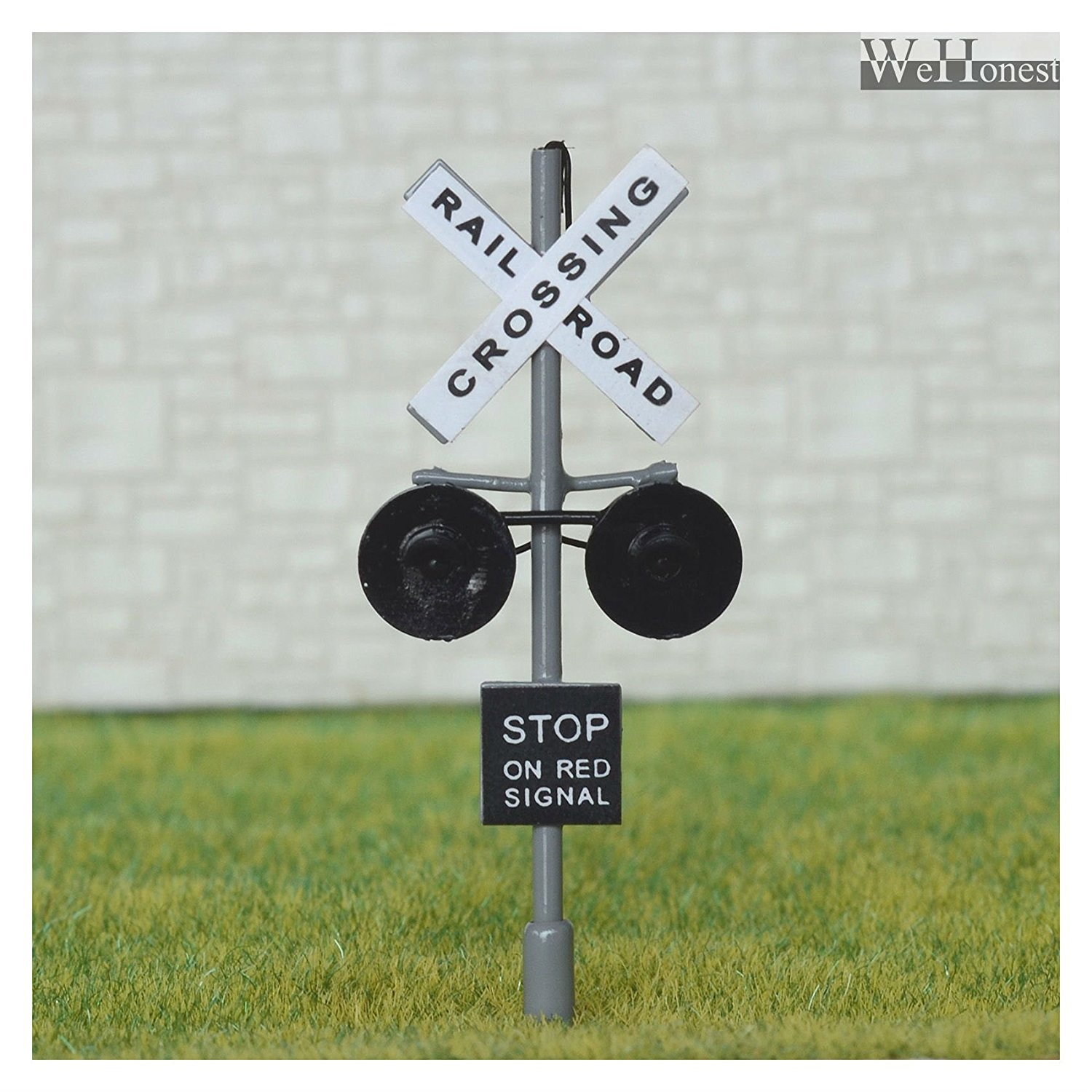 Cheap Simple Flashing Circuit Find Deals On Led Board Get Quotations 1 X Ho Scale Railroad Crossing Signals Flasher