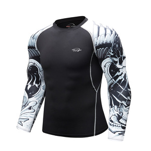 Custom clothing manufacturers fitness cycling jersey superhero garment 3d printed shirt