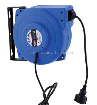Auto Rewind Cable Reel Automatic Retractable Electric