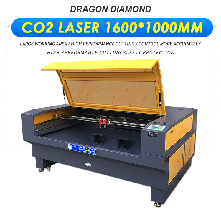 1610 Laser Machine