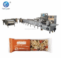 cereal bar packaging machine/peanut candy packing machine