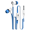 China Big Factory Good Price flat wired earphone with direct sale