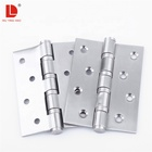 WUYINGHAO High quality 4 inch satin color heavy duty metal stainless steel door hinge