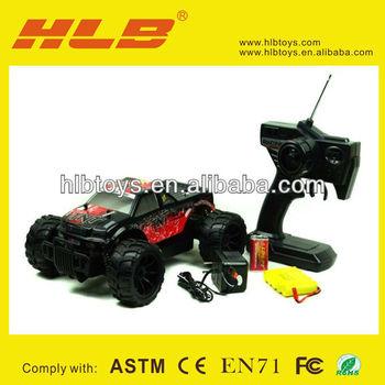 Hq 543-10 Rc Car,High Speed Radio Control Car Big Foot Car