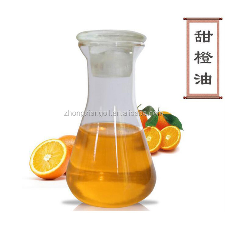 Wholesale Product High Quality Manufacturer Orange Peel Oil