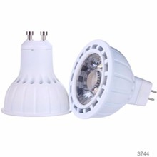 5w 6w 7w 8w 9w led gu10 dimmable, mr16 led spotlight with CE,RoHS,FCC,SAA approved