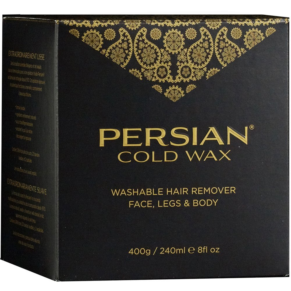 Buy Persian Cold Wax Kit Sugar Wax For Hair Removal Waxing Fine