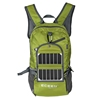 ECEEN Solar 35L Capacity Double Shoulders Bag with 3.25W Solar Panel Solar Mobile Phone Charge Bag