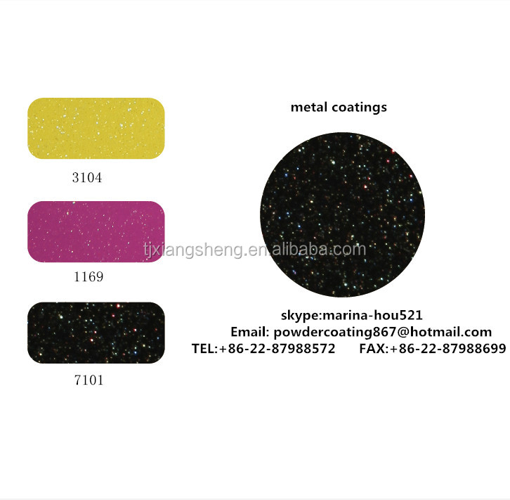 Texture Finish Powder Coating Paint