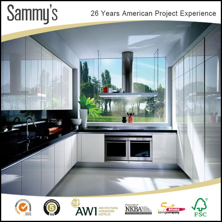 Pvc Kitchen Cabinet Doors: Germany Pvc Door Kitchen Cabinets Waterproof Cabinet