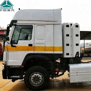 China SINOTRUK HOWO 6x4 manual transmission type 371hp trucks and tractors