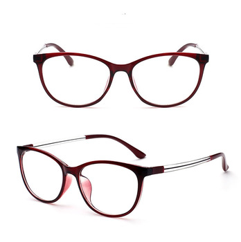 Yomores Cateye Design Tr90 Optical Frames Leopard Color Women Moypia ...