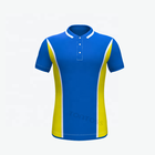 high quality custom sublimated polyester sport mens polo shirts