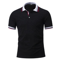 81152 Wholesale Price Custom New Fashion Men's POLO Shirt