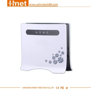 2016 Newest 4G LTE Wireless CPE Router 150Mbps WiFi Hotspot SIM Card With IEEE 802.11 b/g/n 2.4G