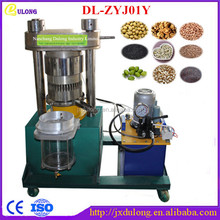 Hydraulic easy operarion DL-ZYJ01Y home olive/hemp seed oil press equipment