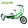 Heavy goods 3 wheel cargo bicycle