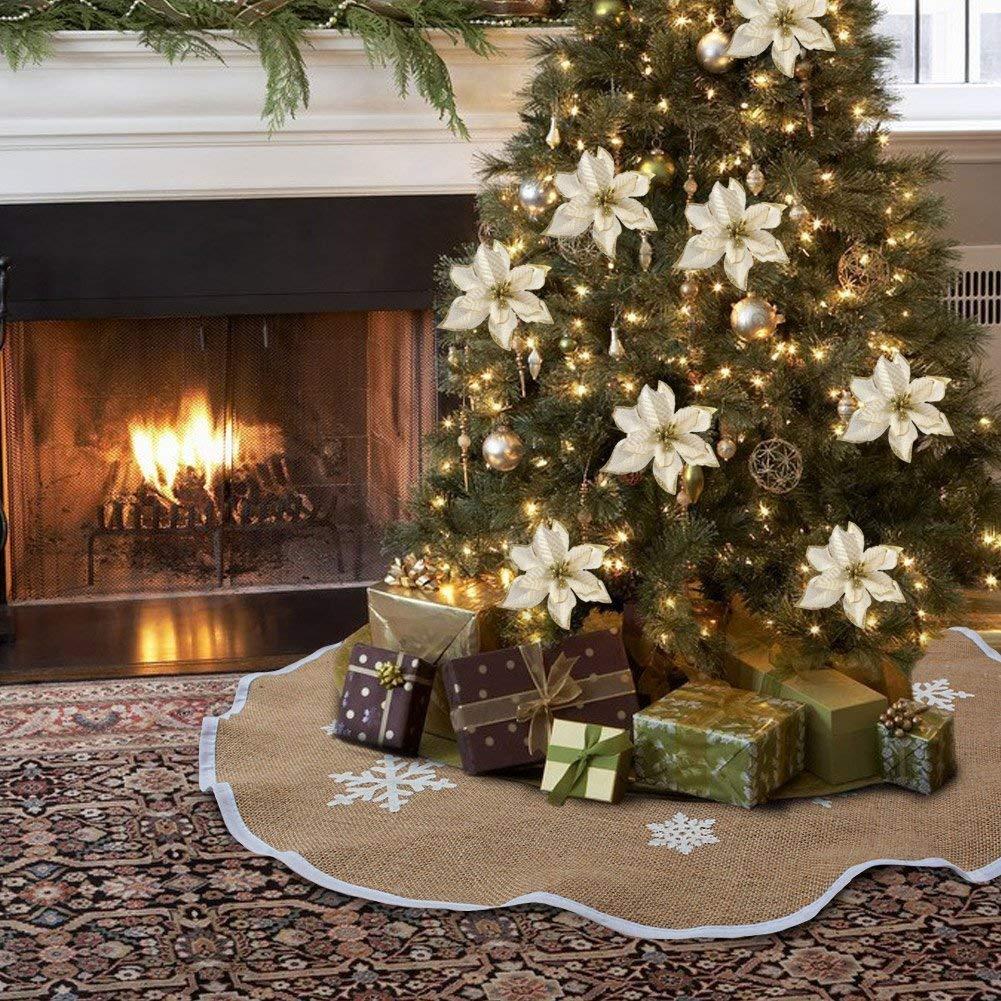 christmas tree skirts - 1001×1001