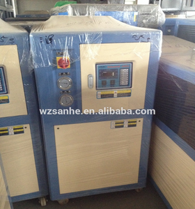 Plastic industrial processes cooling water chiller price