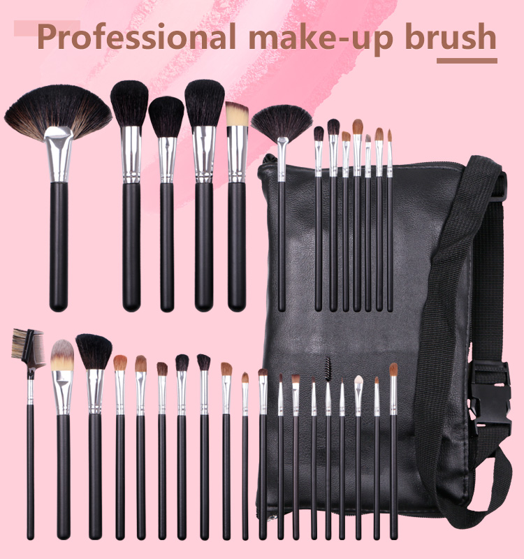 32 Pcs Free Sample Professional Makeup Brushes Private