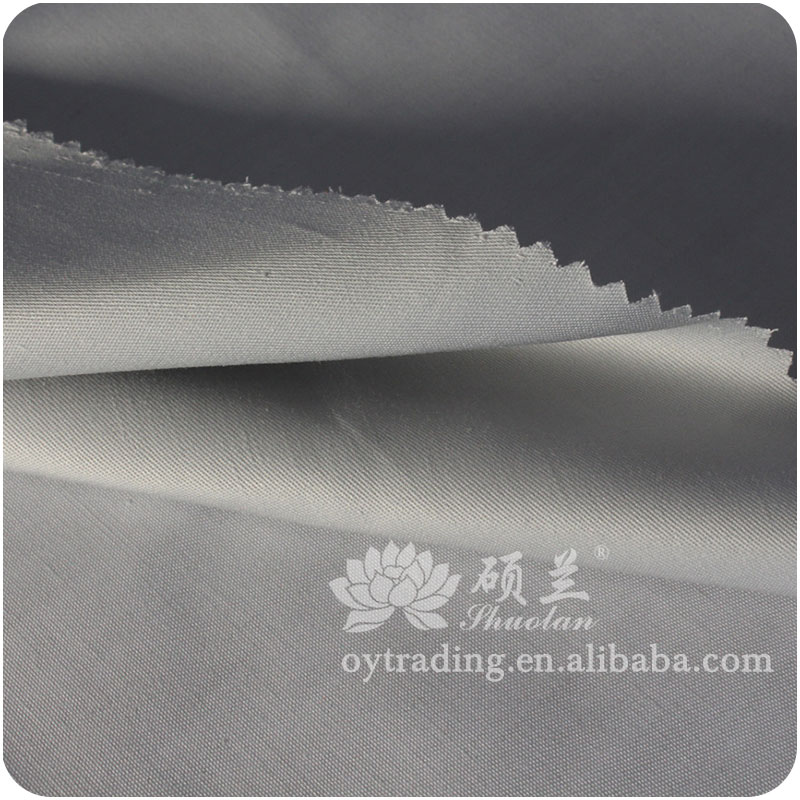 China supply 30s*30s shirt combed cotton fabric oem