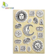 3D EVA Puffy Foam Sticker Toy Sticker For kids Custom