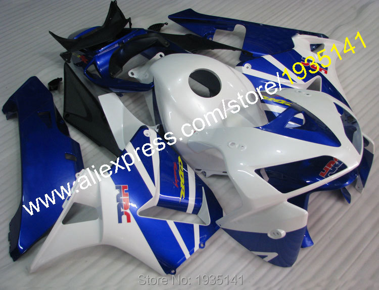 Unpainted Injection Fairing Body Kit For Honda CBR600RR CBR 600 RR 2005 2006 F5